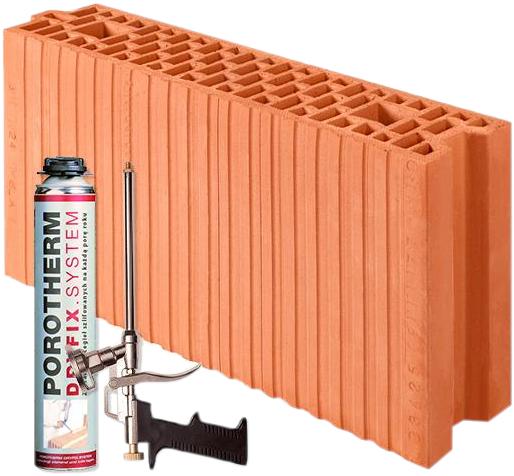 Porotherm 11.5 DRYFIX