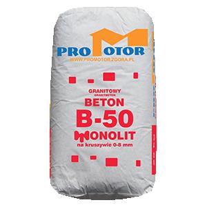 BETON B50 MONOLIT