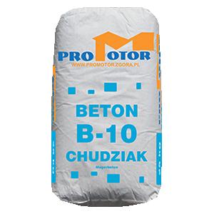 BETON B10 CHUDZIAK